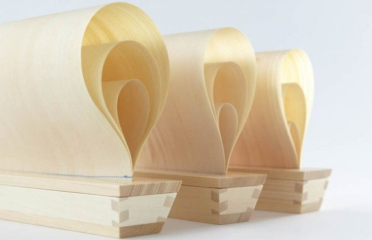 The Poetic No-Tech Humidifier, Ohashi Mast
