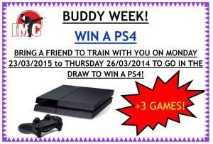Buddy Week