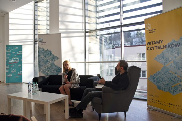 Spotkanie w Mieście Słowa: Weronika Murek