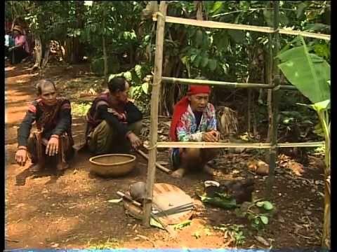 Lễ cúng thần nước của người Ê-đê ở Tây Nguyên - Kênh TV Du lịch Văn hóa ...