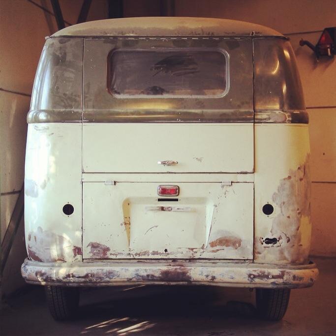 Volkswagen Transporter 1957