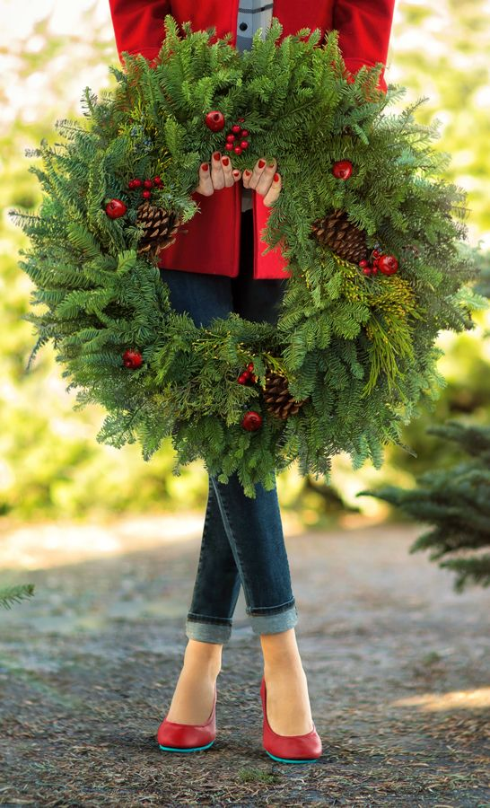 Head into the holiday season in style! | Tieks Ballet Flats