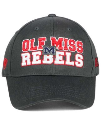 newest 32327 11f49 ... sale top of the world ole miss rebels charcoal teamwork snapback cap  gray adjustable de87e d19a8