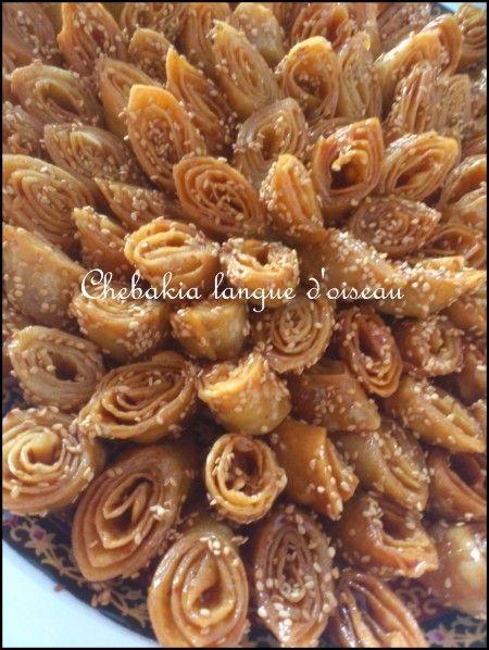 Recette Gateau Arabe Au Miel Chebakia Home Baking For