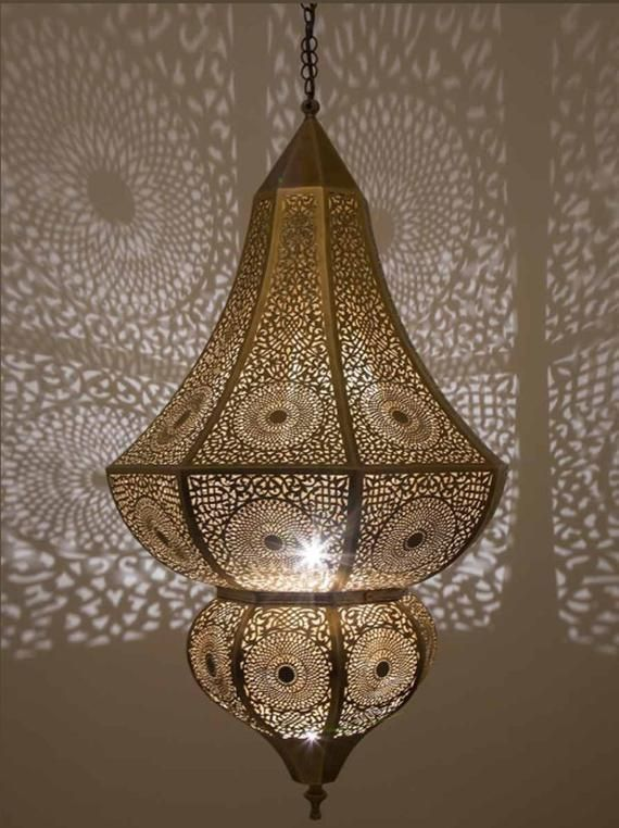 Moroccan Ceiling Light Antique Br Lamp Pendant