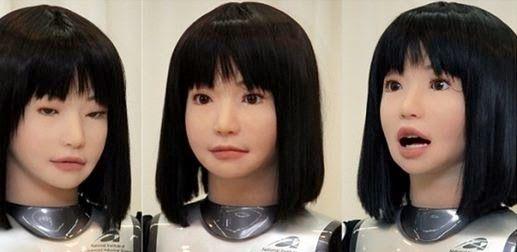 Info Gadget: 5 Robot Paling Cantik yang Mirip Manusia