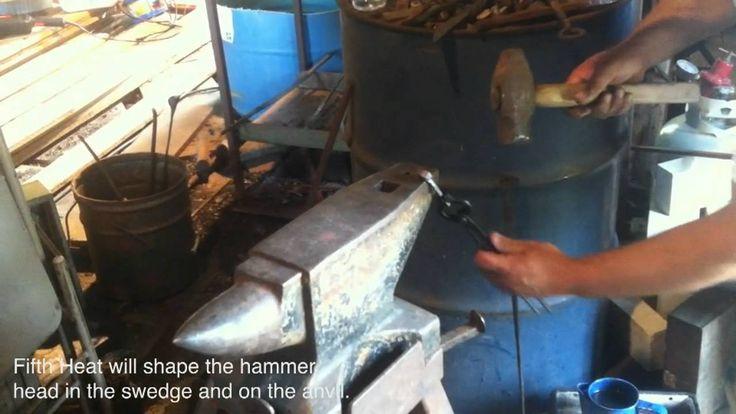 thor 39 s hammer necklace project welding market pinterest