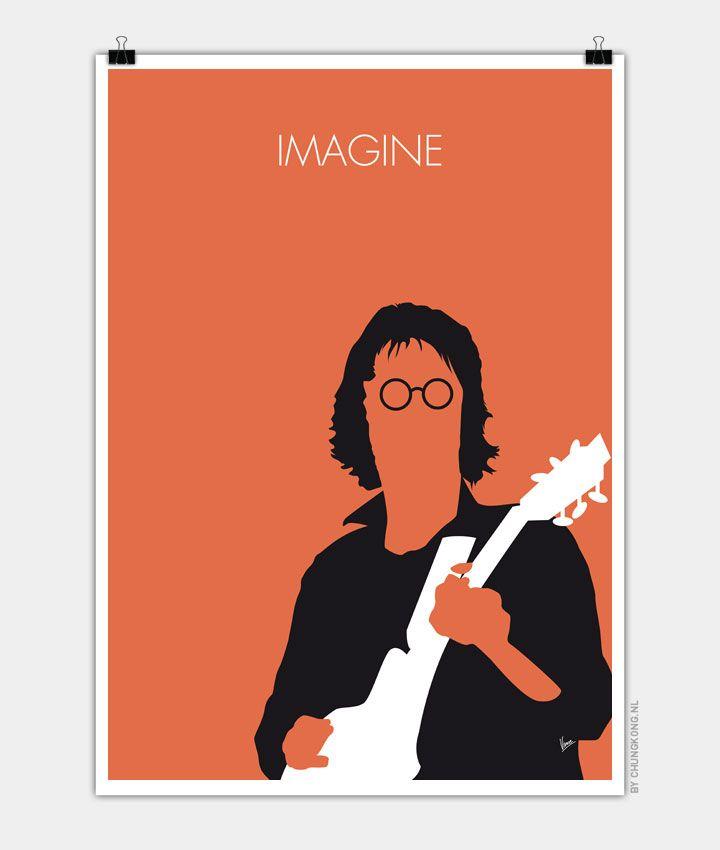 No013-MY-John-lennon-Minimal-Music-poster-720px.jpg (720×850)