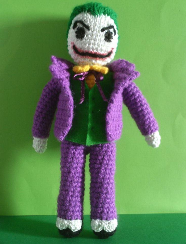Designer Crochet Amigurumi Patterns Merida Warrior Princess : Pin by naman? on Amigurumis famosos Pinterest Jokers