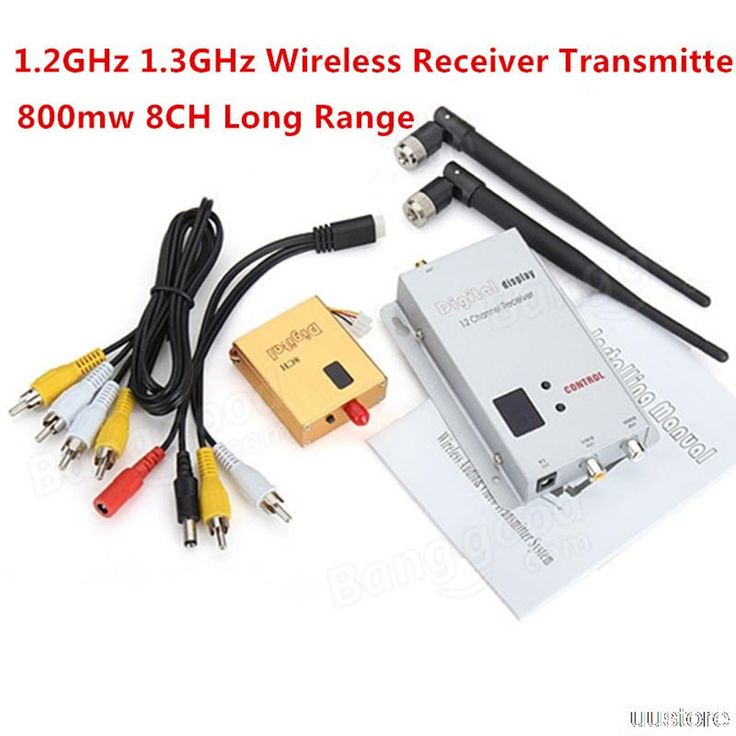 ==> [Free Shipping] Buy Best FPV 1.2g 1.2ghz 800mw Digital wireless AV Video/Audio Diagram Transmitter and Receiver combo for Rc ZMR250 QAV280 QAV250 Drone Online with LOWEST Price | 2007853394