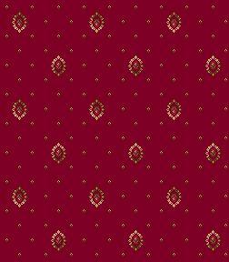 Harvard 2/9302 Venetian Red 0.30M Repeat  4M Wide