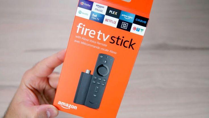 Deixe Sua Tv Muito Mais Smart Com O Fire Tv Stick Da Amazon In 2020 Amazon Alexa Alea