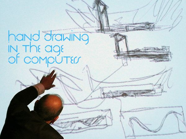 Hand Drawing in the Age of Computers
