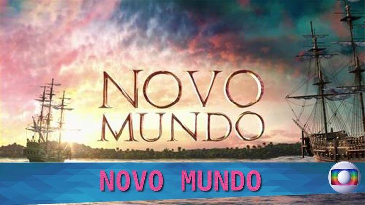 NOVO MUNDO   Cap. 028   22/04/2017   TV_GLOBO - Brasil