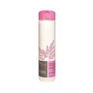 Natura-. Shampoo para cabello seco o reseco