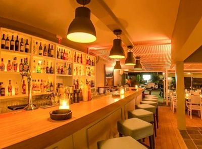 Ginger Cocktail Restaurant | Bar - Restaurant | Corfuland.gr | Προτάσεις - Κέρκυρα