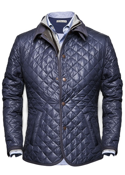 H.E. by MANGO - LIGHTWEIGHT QUILTED JACKET