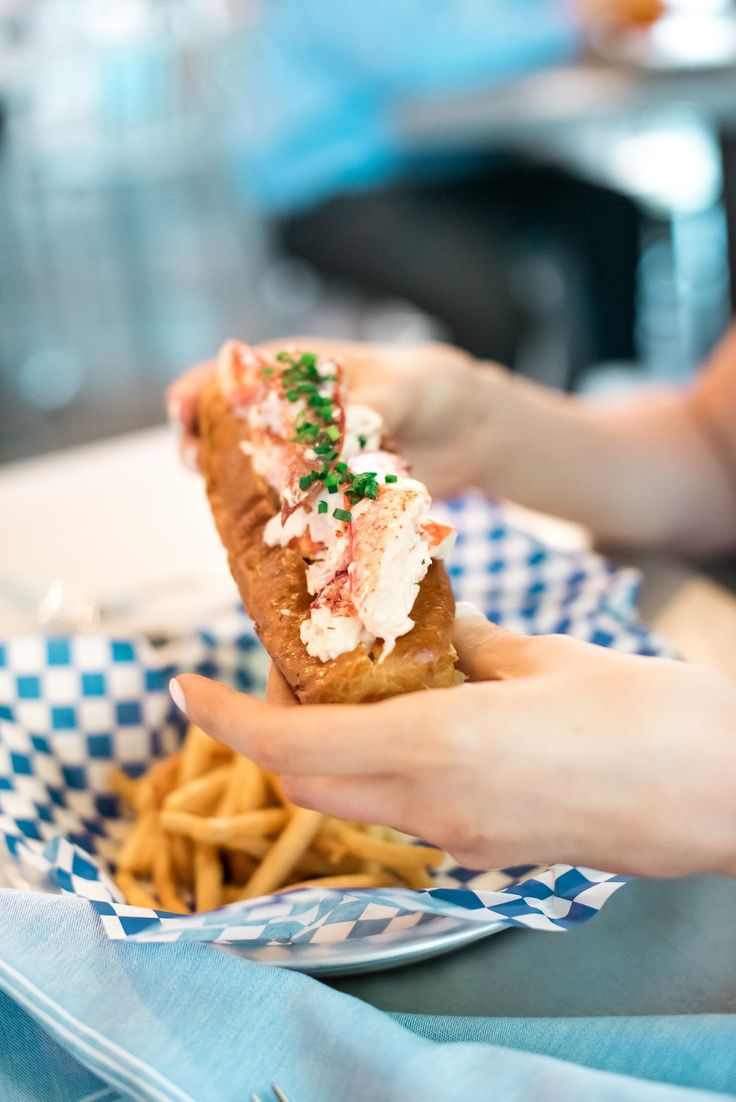 Atlanta's Best Lobster Rolls