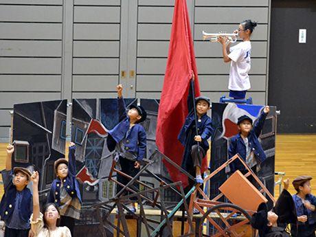 姫路・城陽小マーチングが全国「銀」-来年のステージへ新たなスタート(写真ニュース)