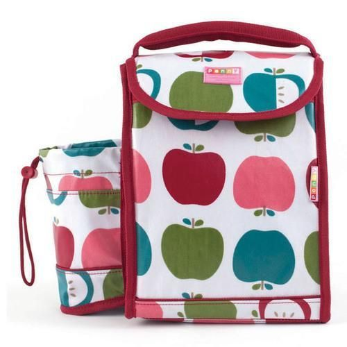 Penny Scallan Backpack Lunch Box - Juicy Apple X278-390608