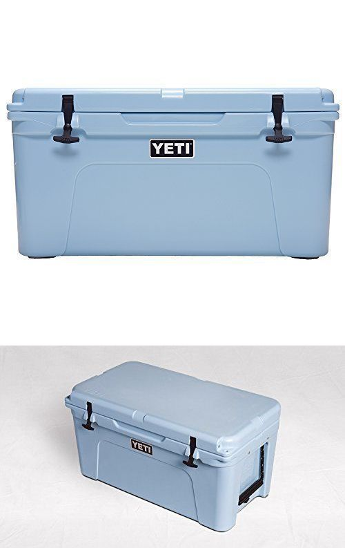 Camping Ice Boxes and Coolers 181382: Yeti Tundra 65 Cooler Ice Blue, New Genuine Cheapest On Ebay! Free Fast Shipping -> BUY IT NOW ONLY: $359.99 on eBay!
