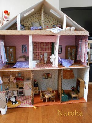 NAROHA: Casa de muñecas 4