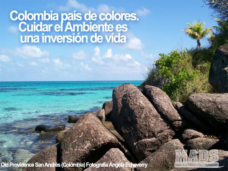 Colombia país de colores