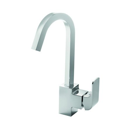 Felton Urban Sink Mixer $244.13 A square approach to the traditional gooseneck design. Product code: USMC