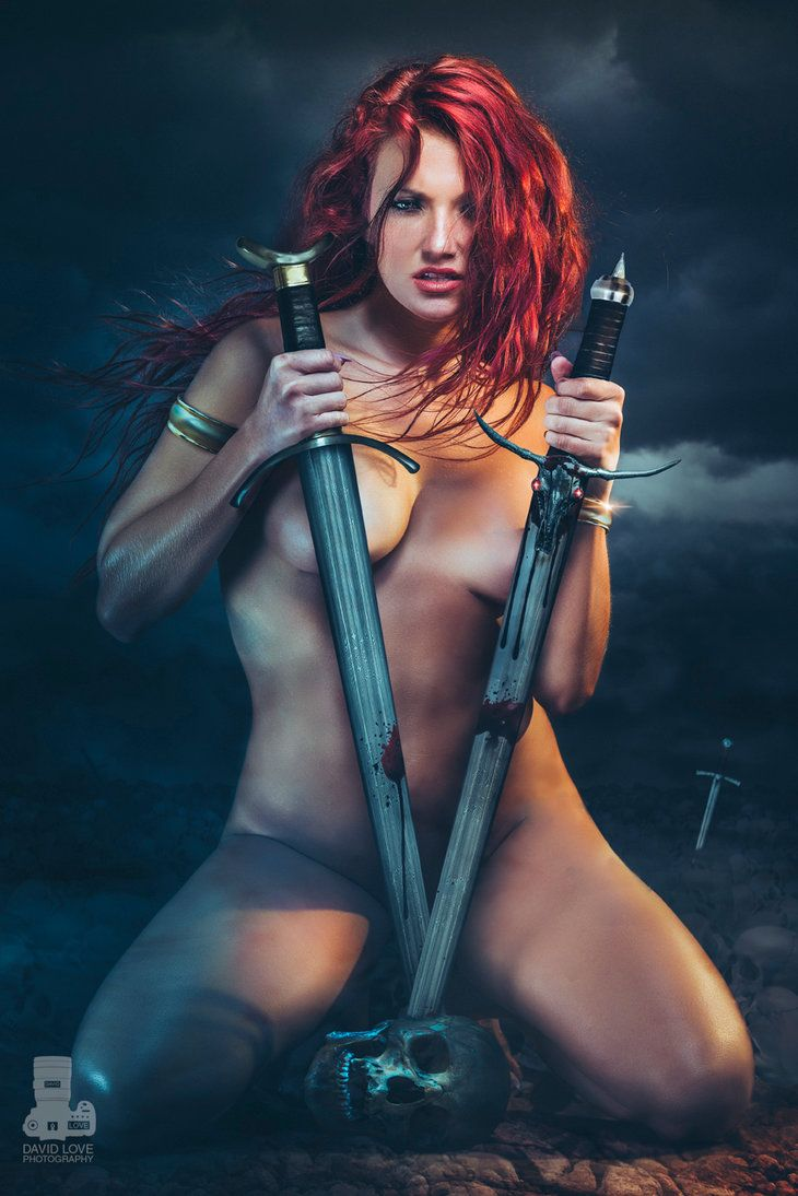 Red Sonja by truefd on DeviantArt | Red Sonja - Cosplay ...