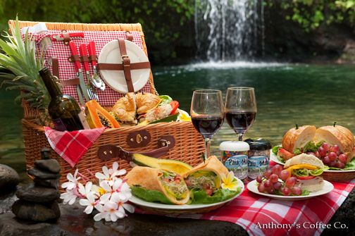#LorAnnValentine  picnic food   Anthony's Hana Picnic Lunch promo photo...yeah, it is as good as it ...