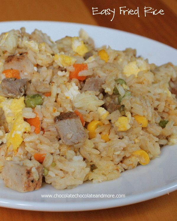 how to make perfect fried rice youtube