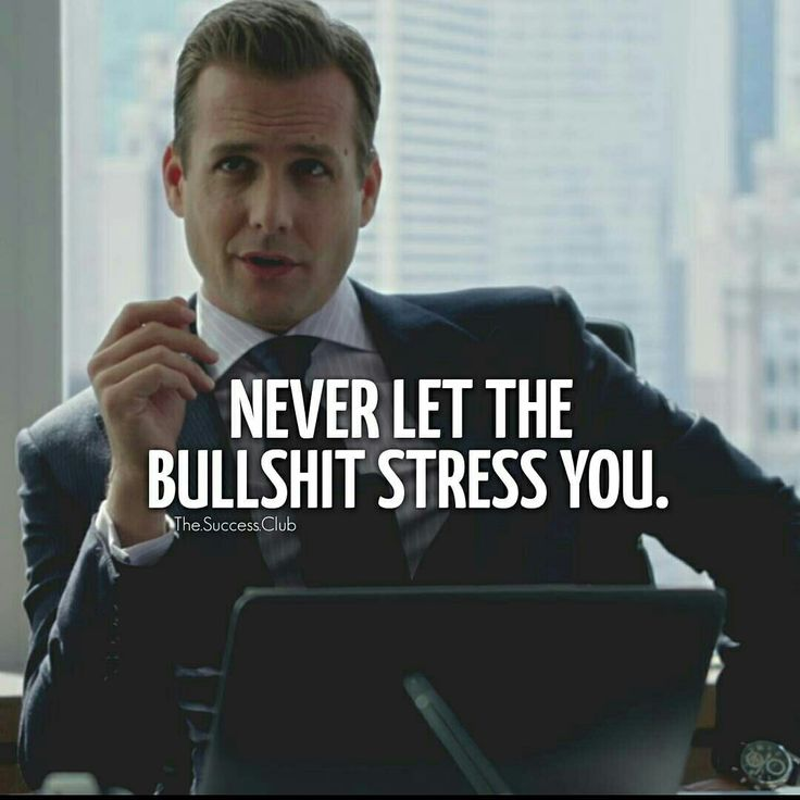 I need to remember this! I am so stressed over bullshit sometimes.