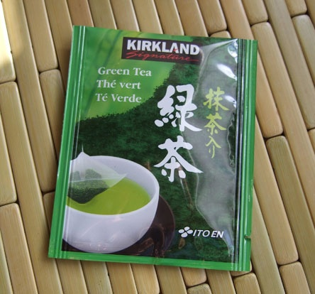 Love this green tea from Costco