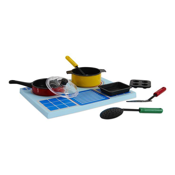 Bath Blocks Cook set / Badblokken kookset