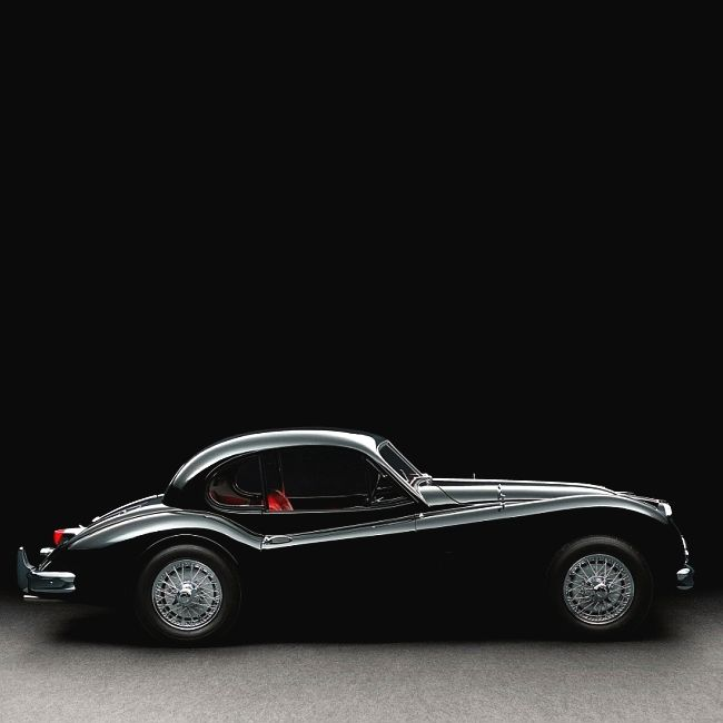 1954 Jaguar Xk140: 9 Best Jaguar Xk140 Fhc Images On Pinterest