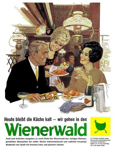 Wienerwald (1966) Heute bleibt die Küche kalt