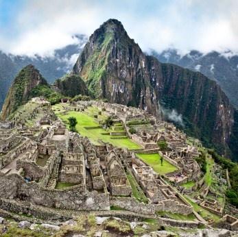 Peru, Macchu Picchu