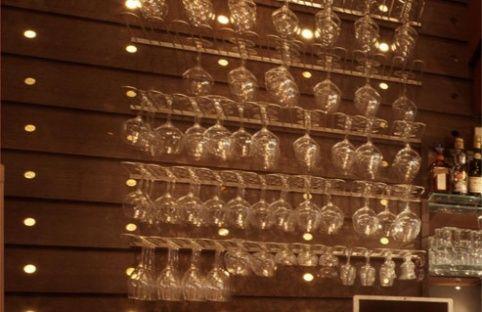 Backbar Wine Glasses - Design Beers Brickworks