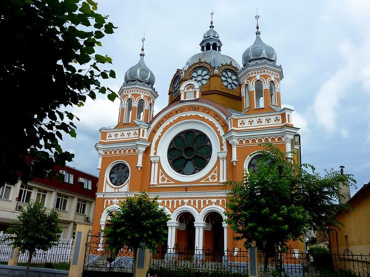Synagogue of Targu Mureş