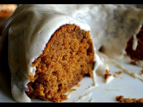 Pumpkin Spice Buttermilk Cake with Cinnamon Cream Cheese Frosting (with video) | Cozycakes Cottage