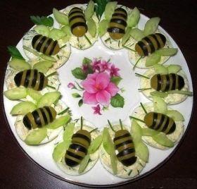 Закуска Пчелки