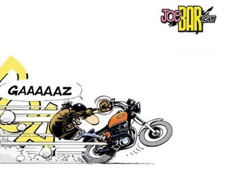 Joe Bar - GAAAAAZ!!!
