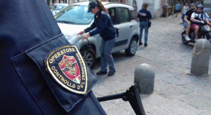 Rione Sanità, perquisito dalla Polizia in Via Fontanelle un intero edificio | Report Campania