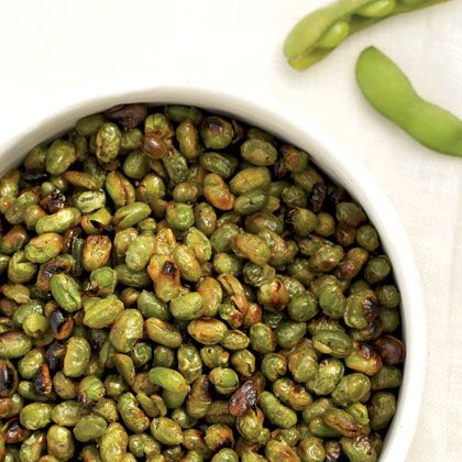 Those green soybeans are low in fat, plus loaded with the perfect energy-boosting mix of carbs, protein, and fiber. Try this easy recipe from Canyon Ranch. | Health.com