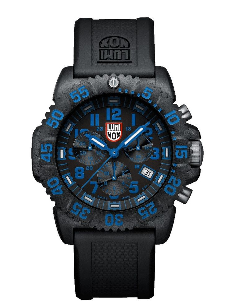 Luminox 3083 (NAVY SEAL COLORMARK CHRONO 3080 SERIES) Watch
