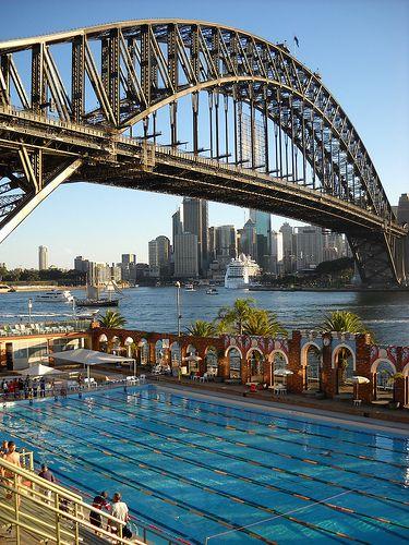 North Sydney Swimming Pool - Sydney, Australia