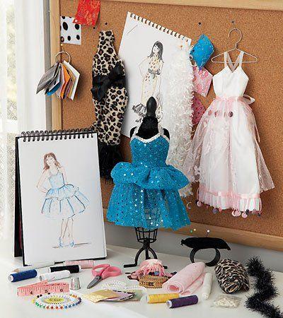 Fashion Design Sets for Girls