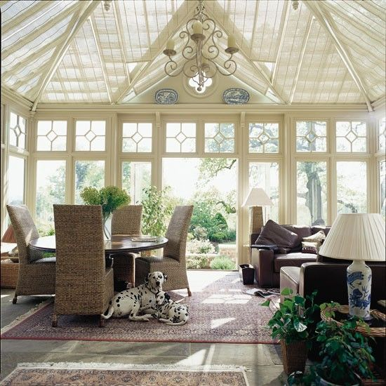 Replace Your Existing Conservatory Roof With A Garden Room: 1000+ Images About Conservatories On Pinterest