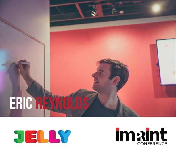 Eric Reynolds from Jelly Marketing, is known for thinking things through and taking action. Initially, Eric worked alongside Jelly as a contractor, advising on organizational direction and communications. Eventually he was hired as Communications Director and is now the Director of Marketing. Eric loves making things better, beating timelines, and surprising clients with an unparalleled level of quality communications.