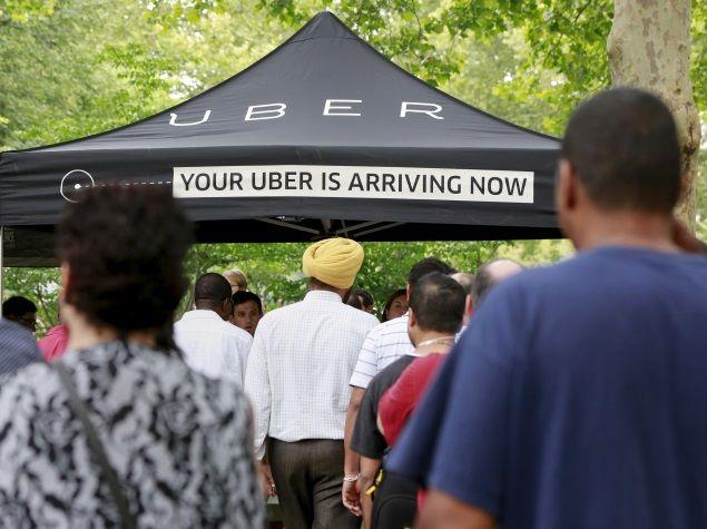 Uber Aminig